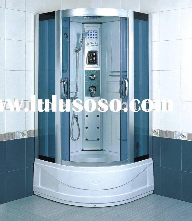 Computerized shower room,tempered glass shower cabin,steam shower cabinet,sauna cabin,spa room,steam