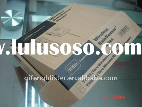 wholesale and customized  corrugated  and kraft carton  paper box and packaging box and corrugated b