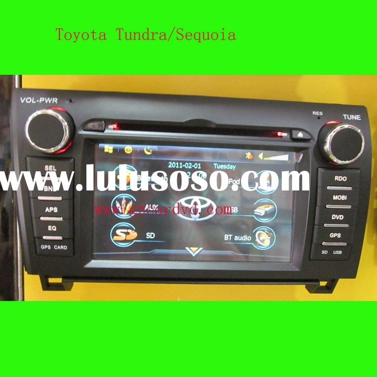 7 inch  car dvd gps  for TOYOTA Tundra/Sequoia   WS-9177