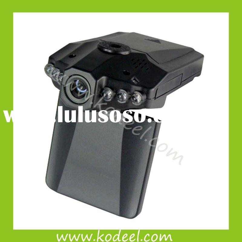 Car DVR,car video recorder with night vision 120 degree view angle,Car black box