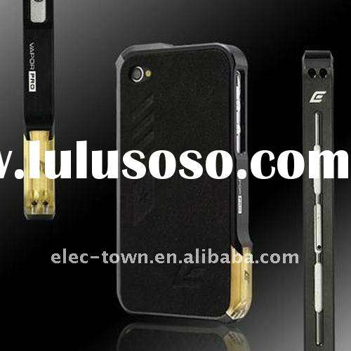 Aluminum Case for iPhone 4 Vapor 4 Frame Bumper