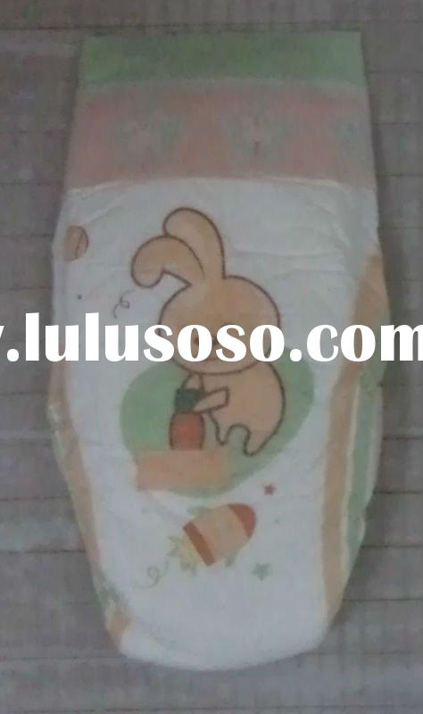 hot sales, good quality & low price disposable baby diaper