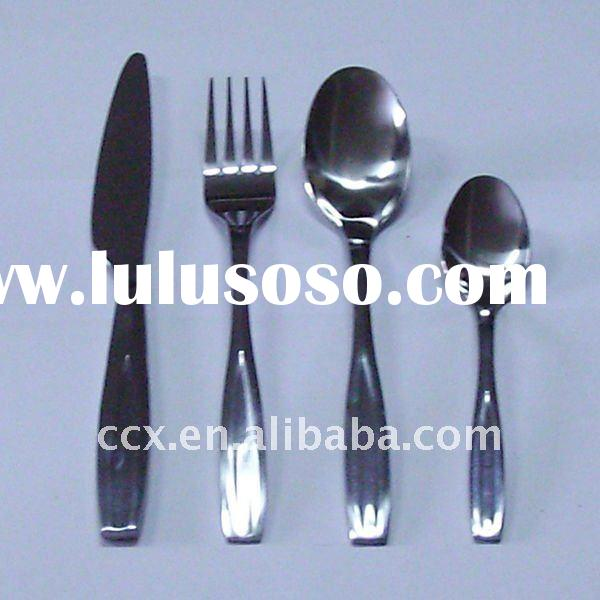Stainless Steel Flatware Sets (PF604)