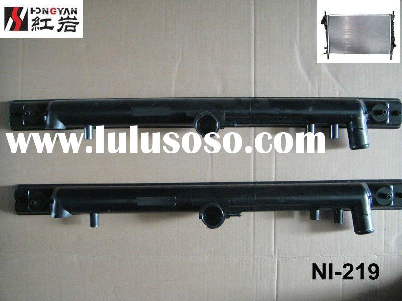 plastic tank for radiator  for car nissan and car parts for XTCRRA