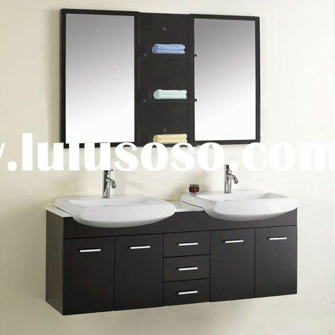 New Double Sink Bathroom Vanity