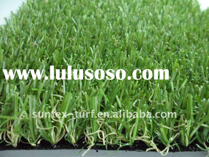landscaping artificial grass in garden/yard/bacony/turf/grass/synthetic lawn/ artificial turf /garde