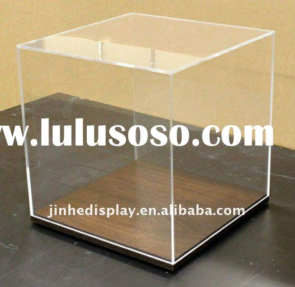 clear acrylic display box directly from facotry