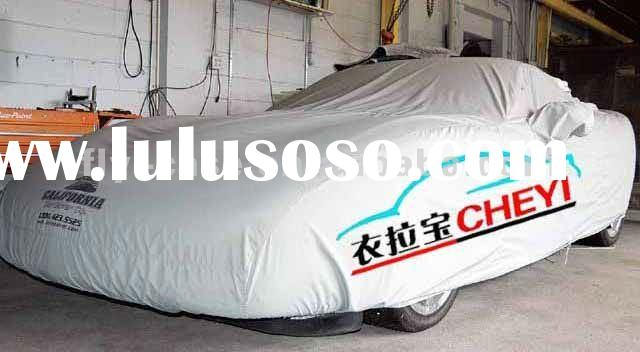 UV protection car cover polyester taffeta car cover waterproof car cover