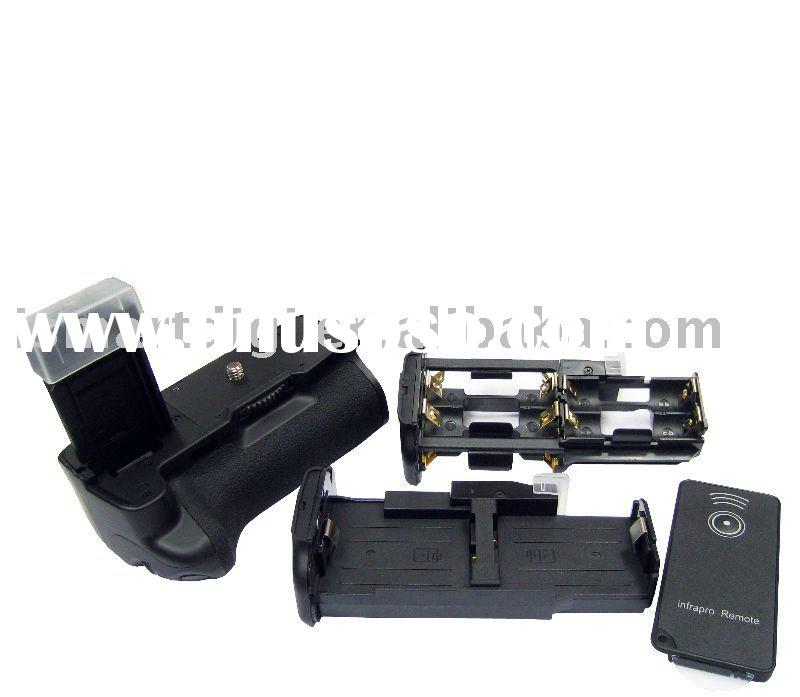 BG-E5, BGE5 Battery Grip for Canon EOS 450D, EOS 500D, EOS 1000D and EOS Rebel Xsi (SLR) Camera Syst