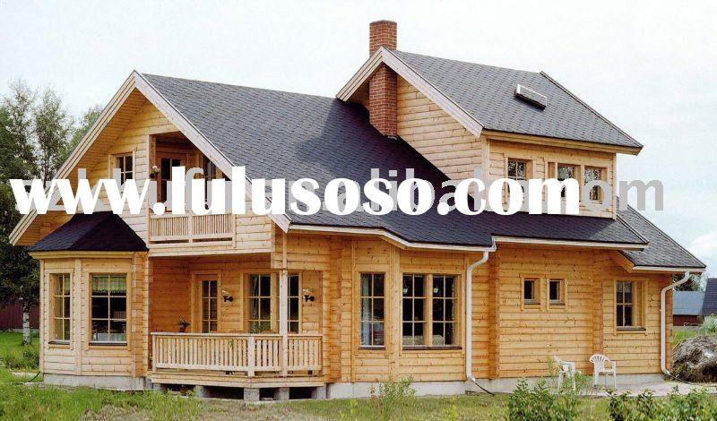 prefabricated house prefab house wooden house 60years warranty