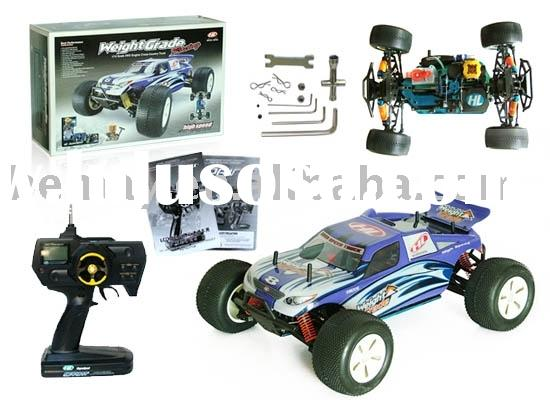 1:10 Radio Remote Control R/C Gas Dune Buggy Off Road Rally Car 153629