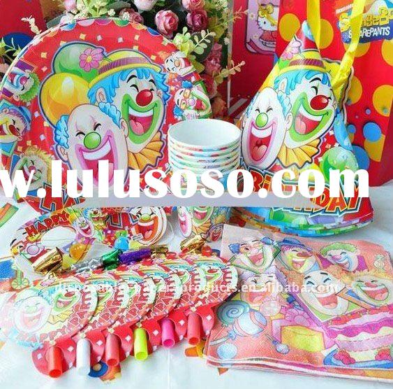 Wholesale Kids Party Supplies