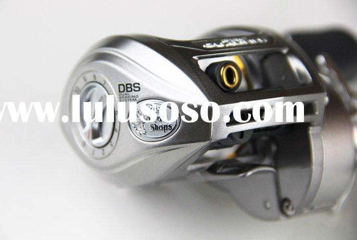 Bass Pro Shops Pro Qualifier PQX10SSD Right-hand bait casting fishing reel