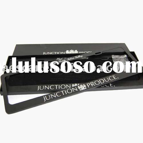 JUNCTION PRODUCE VIP JP CAR LICENSE PLATE FRAME