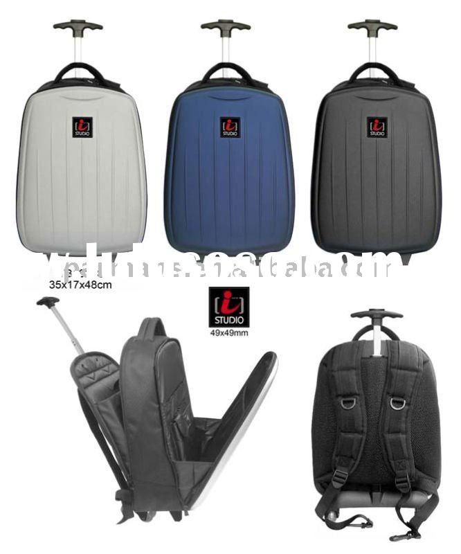 "17"" Trolley Laptop Backpack"