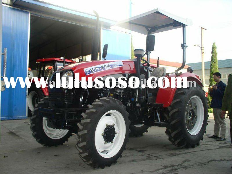 2011 hot sale UT 70hp 4wd farm Tractor with sunshade/canopy