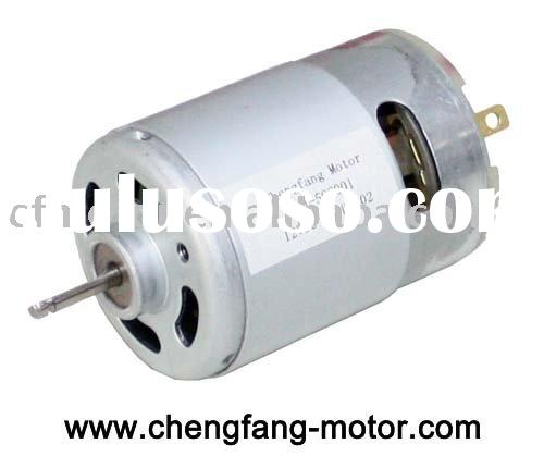 4.8v dc motor,high rpm dc motor,vacuum cleaner motor