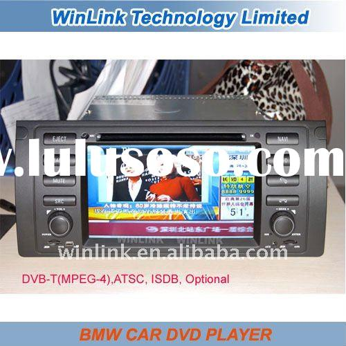7 inch HD 2 din Car DVD GPS for BMW E39 E53 M5