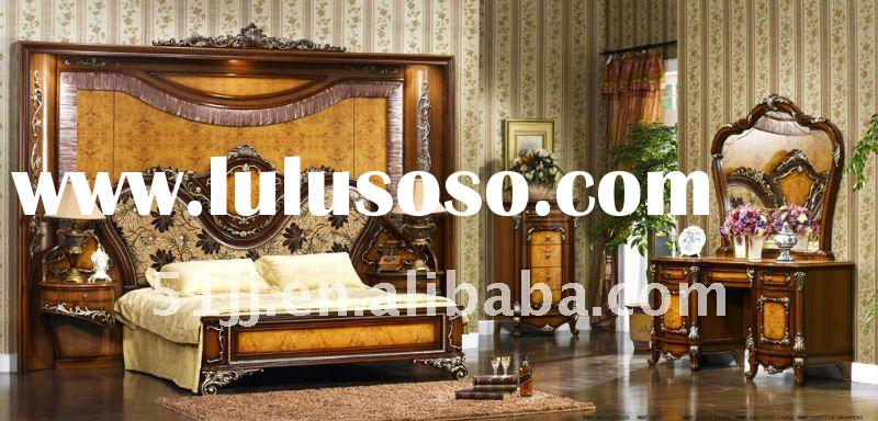 European style bedroom furniture TY-W-9007