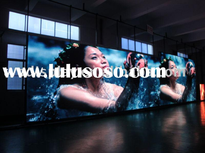 Indoor PH7.62 SMD 3 in 1 led video wall