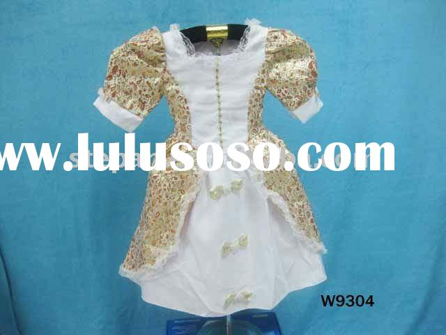 Snow White Dress for Kids, Kids Princess Fancy Dress,Party Dress W9306