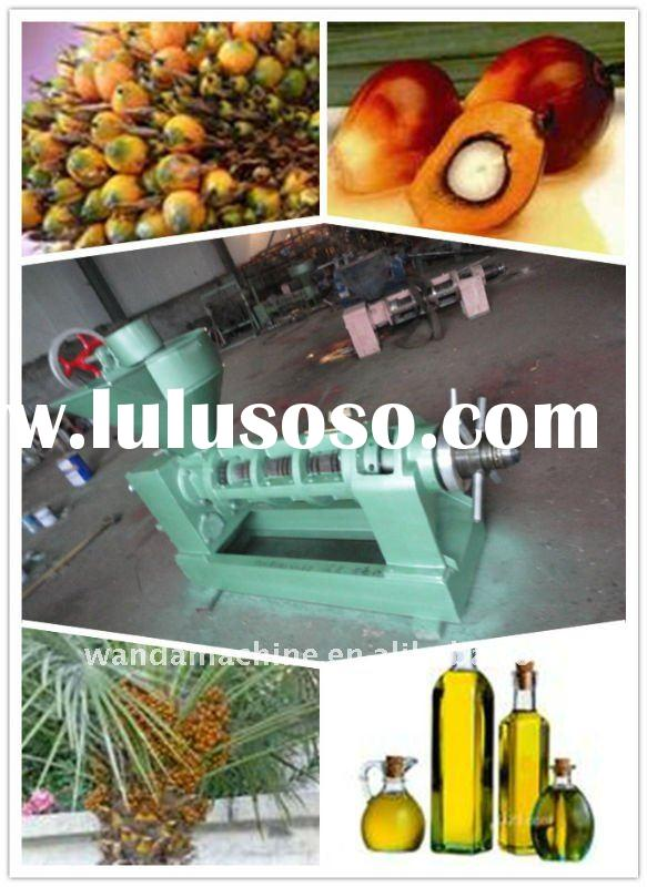 2011 hot 3TPD Palm seeds oil processing machine/ palm kernel oil mill machine