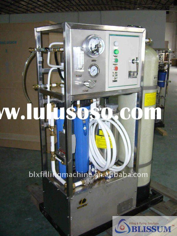 3T/D seawater desalination for boat/reverse osmosis seawater desalination