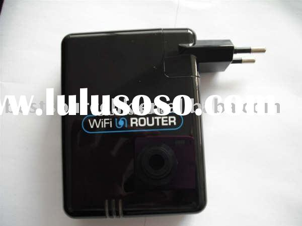 3.5G Wireless Router for HSUPA/HSDPA/EDGE/GPS, EVDO/CDMA USB Modem