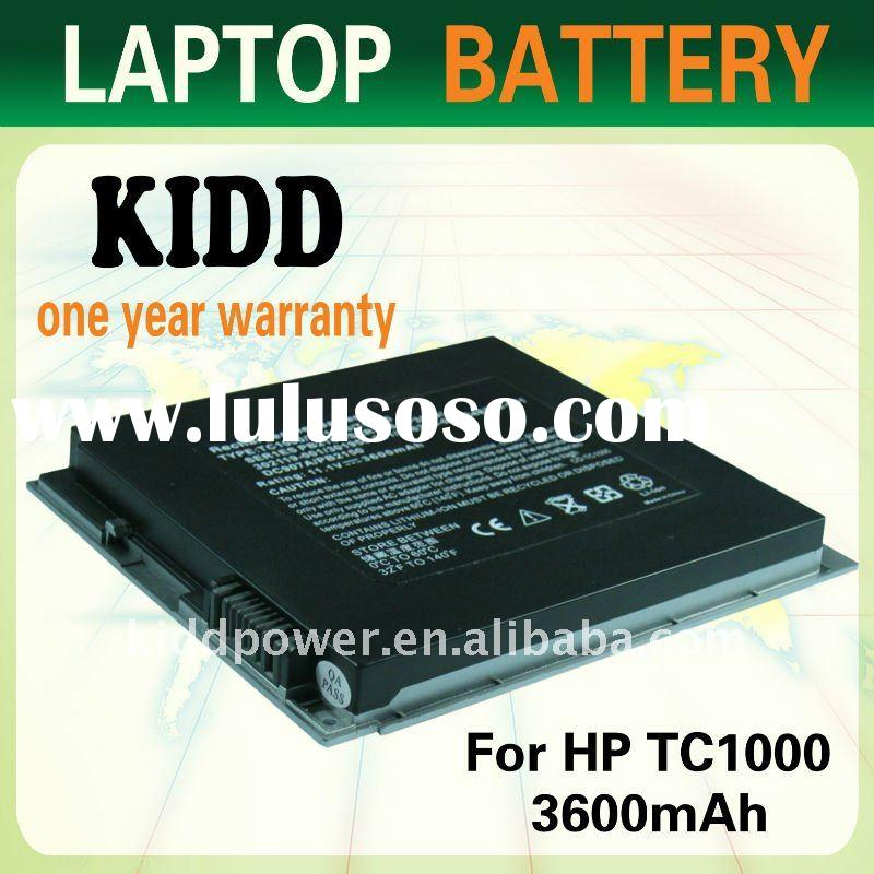 Best Rechargeable Laptop Battery for HP COMPAQ Tablet PC TC100 Tablet PC TC1000 Series battery heate