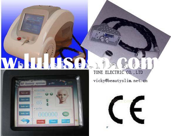RF beauty machine for wrinkle removal skin lifting
