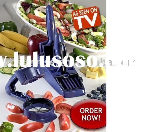 SNAP SLICE,Nicer dicer,Vegetable Chopper, Magic Chopper,As seen on TV(TQ70063)