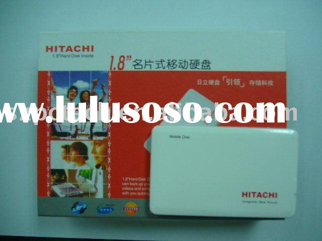 for HITACHI 1.8 inch hard drive disk 60GB 80GB 120GB 160GB