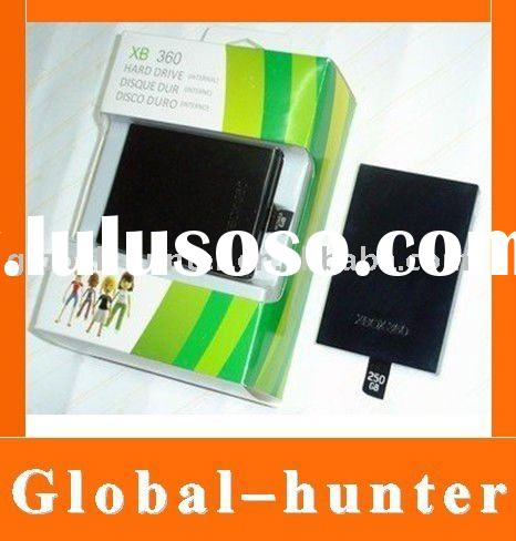 for xbox 360 slim 250G Hard Drive