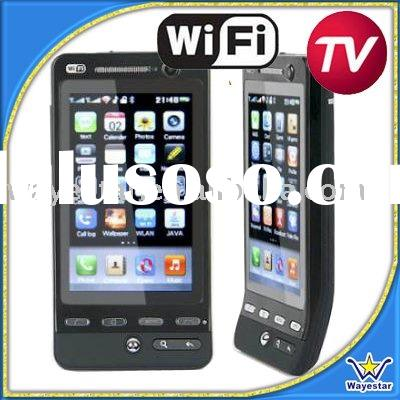 2011 WG3 mobile phone with wifi tv java