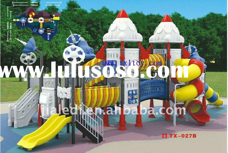 2011 newly kids outdoor playground JLD-027B