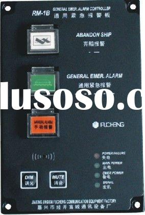 Alarm panel General general emergency alarm controller (three button)