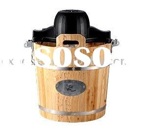 Ice Cream Maker(Original wooden bucket ice cream maker, Coco freezer, traditional ice cream machine)