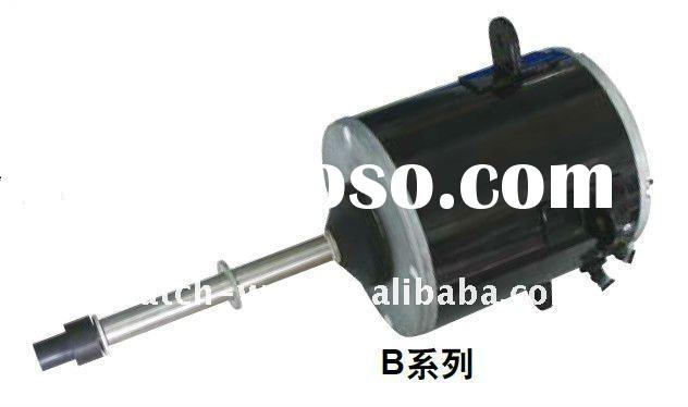 YS160B series single phase capacitor operating asynchronous condenser fan motor