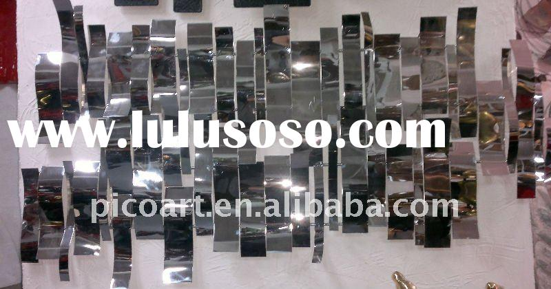 stainless steel wall decoration,metal wall art sculpture