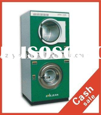 washer and dryer combo/stacker washing machine