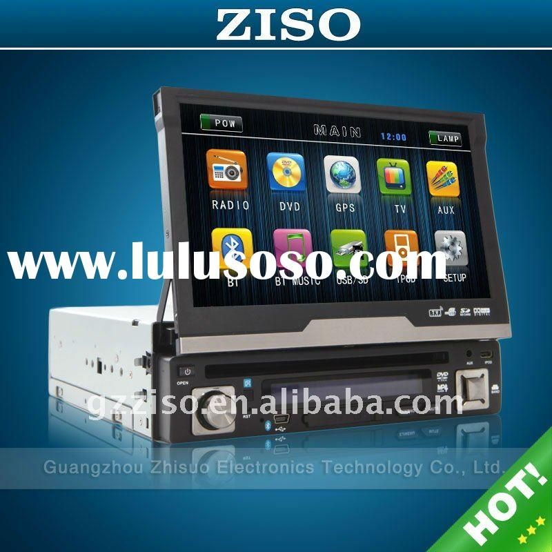 "7"" Digital Touch Screen Car DVD Player ZS-MD708"