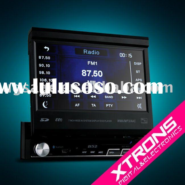 "7"" Touch Screen Car DVD Player"