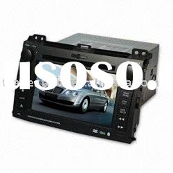 Car DVD - 7 inch Car In-dash DVD Player for Toyota Prado with Touch Screen - TV - Bluetooth - GPS -