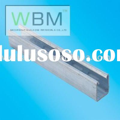 Cold Rolled Steel Section/c-channel