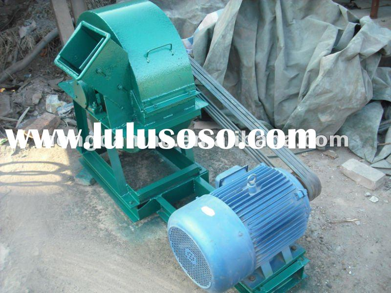 Scrap Wood Chipping Machine for sale