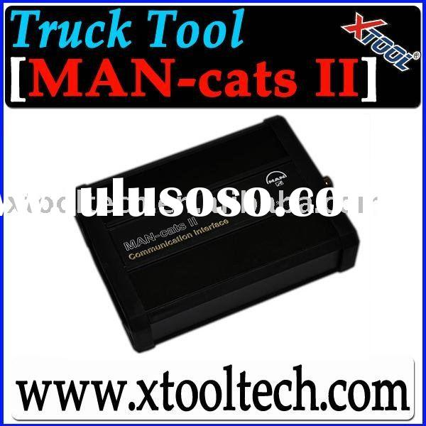 [MAN CATS II] Heavy Duty Truck Diagnostic Tool for MAN Vehicles