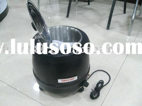 FLST-1 Electric soup warmer/soup pot/soup chafing dish