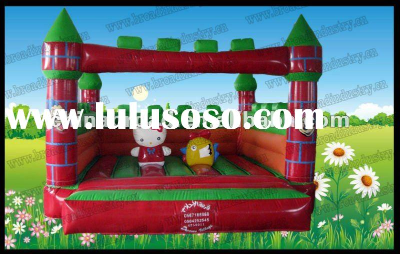 Hot-selling Kids PVC jumping castle for kids