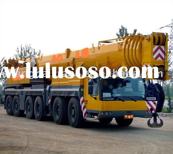 used 250ton crane for sale liebherr in a good working condition ( used truck crane , used mobile cra