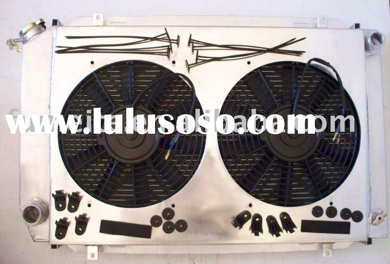 3 CORE alloy aluminum racing auto radiators for FORD MUSTANG,FALCON,MERCURY,SHELBY,COBRA,GT,GT40,196